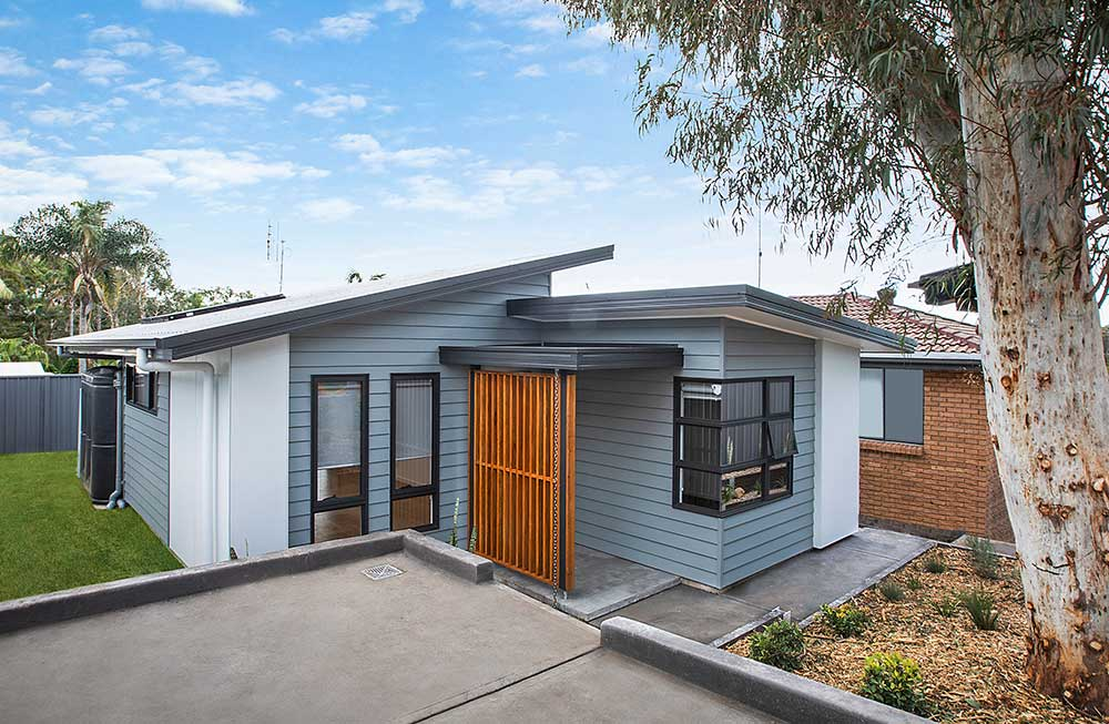Make the most of your space by subdividing your block